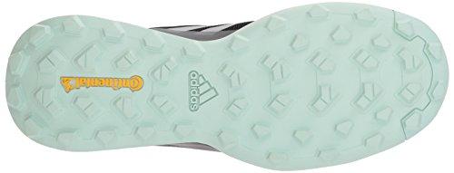 Adidas Outdoor Donna Terrex Cmtk W Scarpa Da Passeggio Nero / Bianco Gesso / Verde Cenere