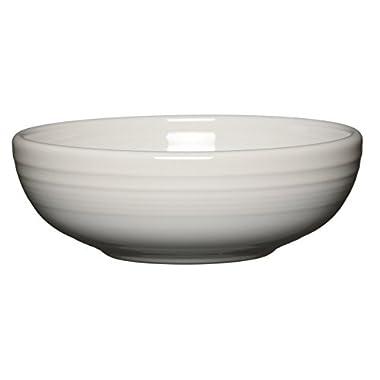 Fiesta 38 oz Bistro Serving Bowl, Medium, White