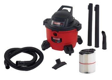 Craftsman 9-17965 Wet/Dry Vacuum, 6 gallon