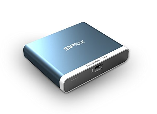 240GB Silicon Power T11 External SSD for Mac Thunderbolt Interface by Silicon Power (Image #4)
