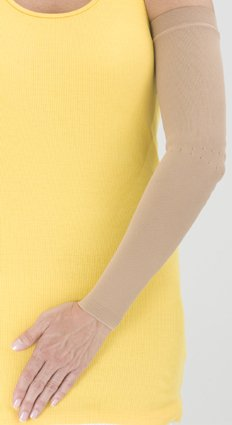 mediven mondi esprit, CCL2, Arm Sleeve, Compression Sleeve - Caramel / 3-Long by mediven