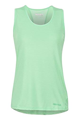 Marmot Aero Tank Top - Women's, Double Mint, Medium, 57350-4839-M