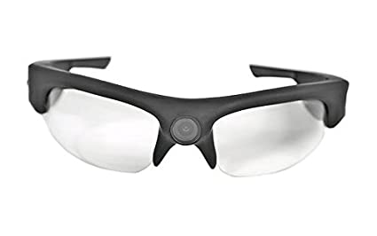 a02ad9bcfe8 Image Unavailable. Image not available for. Color  StuntCams HD Modified  1080P IR Night Vision Camera Glasses Wubblewear Sunglasses