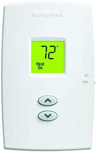 Honeywell TH1100DV1000 Vertical Non Programmable Thermostat