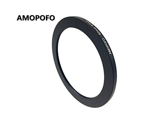 (82-67mm /82mm to 67mm Step-Down Ring Filter Adapter for UV,ND,CPL, Metal Step-Down Ring Adapter)