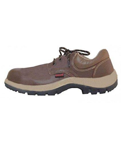 Karam Leather Safety Shoes FS-61