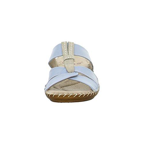 Jana Shoes & Co - 882710726846 - 882710726846 - Colore: Azzuro - Taglia: 38.0
