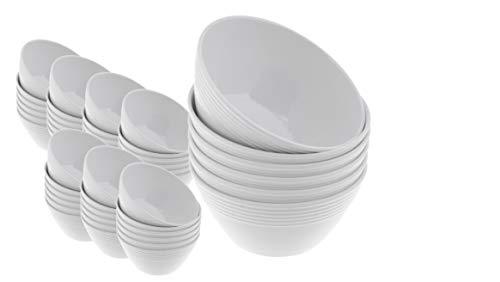 Handi-Ware Bulk Multi-Pack Melamine Blend 6
