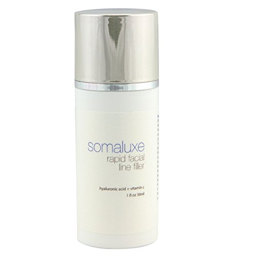 Rapid Wrinkle Line Filler, with Hyaluronic Filling Spheres & Vitamin C, 1oz Collagen Filler Eye