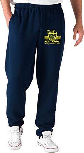 Speed Dicks Blu Fun1198 Tuta Pantaloni Shirt Navy Market Meat fqHrf
