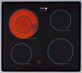 Fagor 2VFP-320 S - Placa (Mesa, indución eléctrica, Cerámico ...