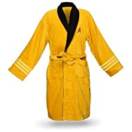 STATE-O-MAINE Big /& Tall Mens Velour Robe