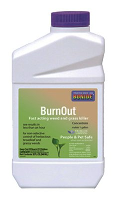 Bonide Burnout Weed and Grass Concentrate Killer, 32 oz