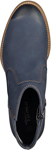Women''s Blue 25341 Ankle Tamaris Boots UZHqqdw1