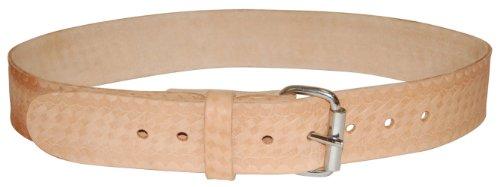 Bucket Boss 55134 Top Grain Leather Work Belt 1.75-Inch by Bucket Boss