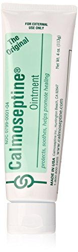 Calmoseptine Ointment Tube, 4 Ounce Adult Diaper Wholesale