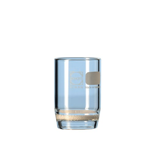30 ml Capacity Pack of 10 DURAN 25 851 2X Filter Crucible