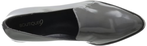 Boutique 9 Mujeres Almadina Slip-on Loafer Gris