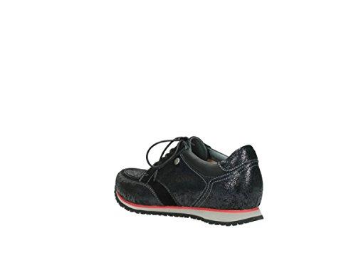 Wolky Comfort Trainers Ewood Winter - 40000 black printed suede - 37 visit sale online 6qPRuRehR