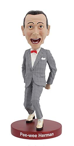 Royal Bobbles Pee-wee Herman Bobblehead, Collectible Bobblehead Figurines