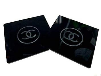 fd4aae52adf1 Amazon|シャネル コスメライン 販売促進用コースター 2枚Set [並行輸入 ...