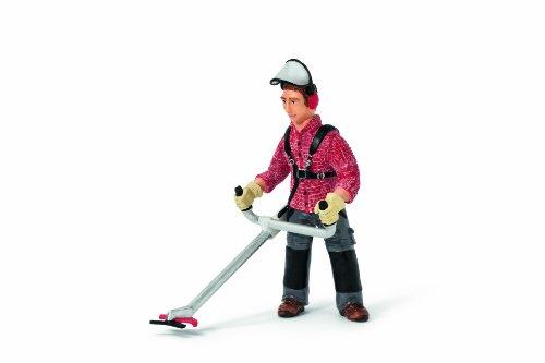 Cutter Brush (Schleich Worker with brush cutter)