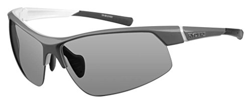 Ryders Eyewear SABER Cycling Sunglasses with Grey Photochromic Tint Changing Lenses, - Cycling Sunglasses Photochromic