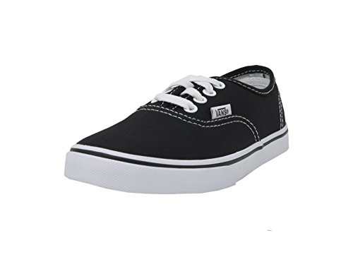 - Vans Kids Authentic Lo Pro Casual Shoe Black/White - Little Kid - 1.5