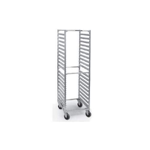 """Lakeside 8559 Roll-In Cooler Rack 69""""H open sides fits (38) 18"""" x 26"""" pans"""