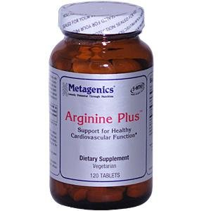 Metagenics Arginine Plus avec ActiFolate 120 t