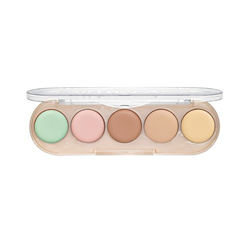 essence All I Need Concealer Palette, 10 Cover It All