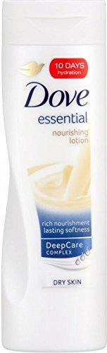 Dove Essential Nourishment Body Lotion - Dry Skin