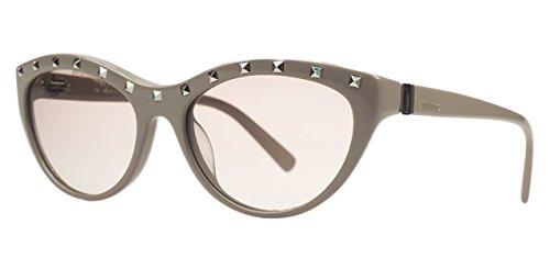 Valentino 641S-290-54 Women's Cat Eye Blush - On Side V With Sunglasses