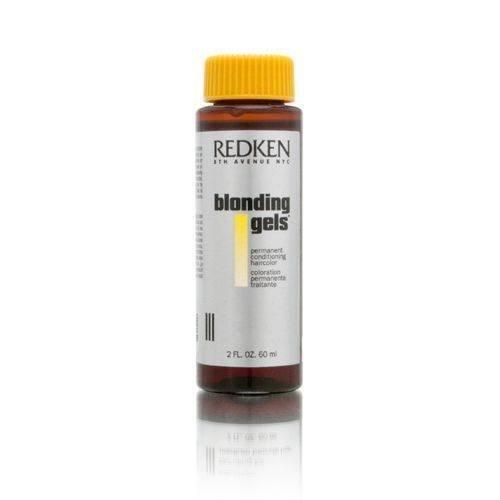 Blonding Gels - Redken Blonding Gels Permanent Conditioning HairColor - Medium Blonde