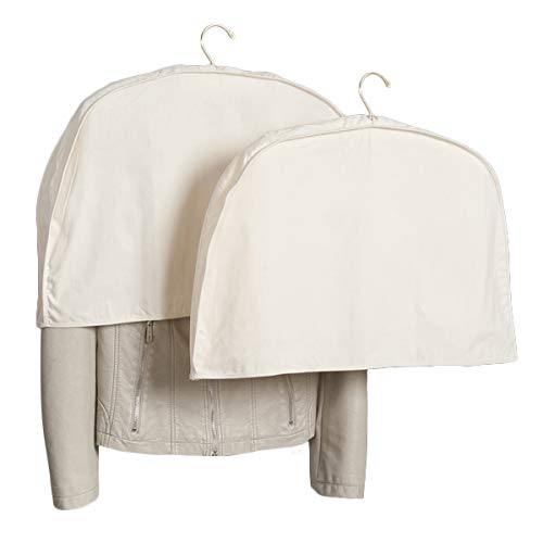 cd406808d081 Acid-Free Muslin Shoulder Covers 2 Pack w/ Moth Resistance: Amazon ...