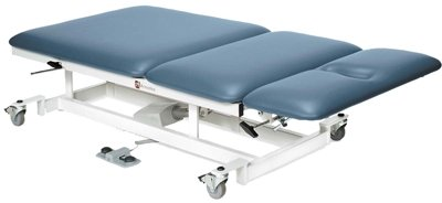 Fabrication Enterprises 15-1511 Bariatric Hi-Lo Tables with 3-Section, 76