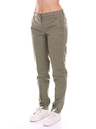 Verde Cohen Mujer Pantalon Jacob Militar 0098054951 aAqUnI