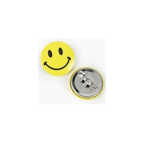 Fun Express Smiley Button 1 Pack