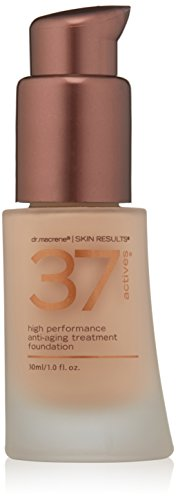 37 Actives High Performance Anti-Aging Treatment Foundation, Medium, 1 oz. by 37 Actives