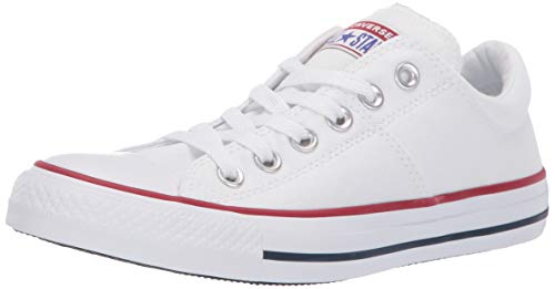(Converse Women's Chuck Taylor All Star Madison Low Top Sneaker White, 7 M US)
