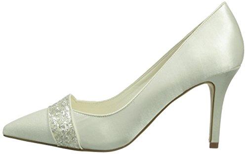 Ivory Mujer 004 Zapatos Tacón Laura De Menbur Wedding xnYTBw