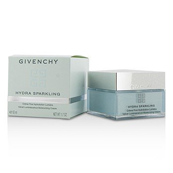 Givenchy Hydra Sparkling Velvet Luminescence Moisturizing Cream, Normal To Combination Skin, 1.7 Ounce