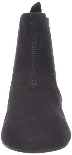 Vagabondo Damen Sarah Chelsea Boots Blau (64 Blu Scuro)