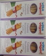 Grissini Breadsticks Garlic 3-pack