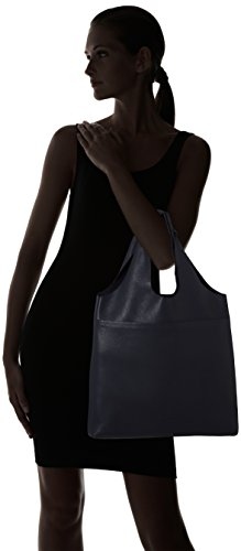 Jil Sander Jbdk600jk830 Shoulder Jil Sander Navy Navy Blue Bag Women's wqaZT