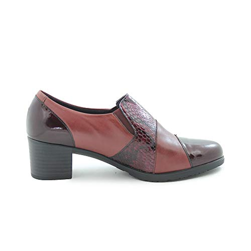 Benavente Burgundy Toe Closed 113114 Women's arPwgrqY