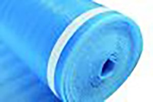 3in1-3mm Thick - 100sqft - Underlayment Foam with Self-Sealing Lip and Tape - Laminate,Vinyl,WPC,Bamboo,Engineered Floor