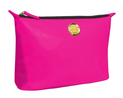 Anna Griffin Large Pink Collection Cosmetic Bag