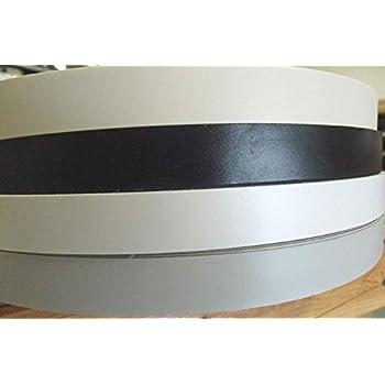 "PVC Antique White Pre Glued 7//8/""x50/' Edgebanding"