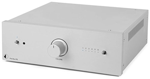Pro-Ject - Pre Box RS (Silver) by Pro-Ject